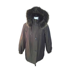 Fleet Street Winter Jacket with Fur Hood (small)